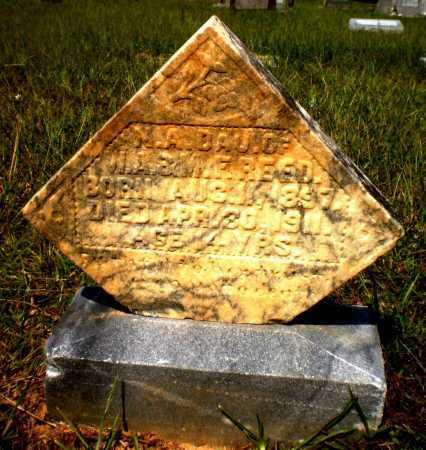 REED, NONA A - Ashley County, Arkansas   NONA A REED - Arkansas Gravestone Photos