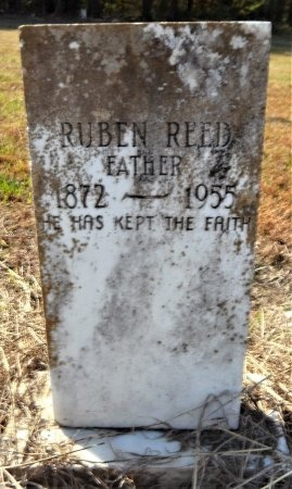 REED, RUBEN - Ashley County, Arkansas | RUBEN REED - Arkansas Gravestone Photos