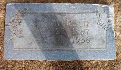 REED, VIOLA - Ashley County, Arkansas | VIOLA REED - Arkansas Gravestone Photos