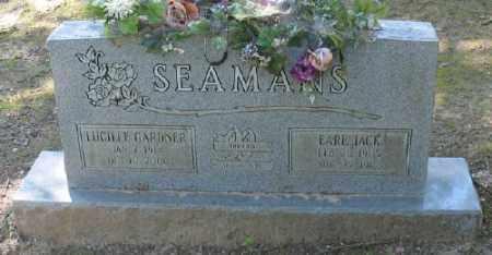 GARDNER SEAMANS, LUCILLE - Ashley County, Arkansas | LUCILLE GARDNER SEAMANS - Arkansas Gravestone Photos