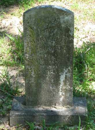 SHIPMAN, MARY BELL - Ashley County, Arkansas   MARY BELL SHIPMAN - Arkansas Gravestone Photos