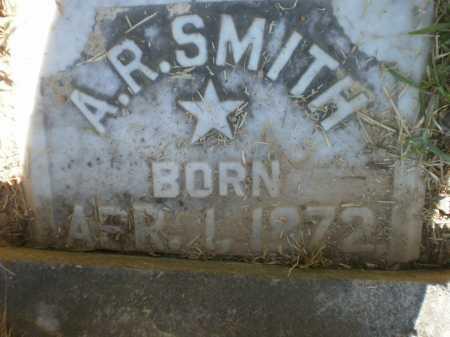 SMITH, A R (TOP SECTION) - Ashley County, Arkansas | A R (TOP SECTION) SMITH - Arkansas Gravestone Photos