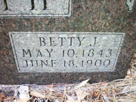 SMITH, BETTY J (CLOSE UP) - Ashley County, Arkansas | BETTY J (CLOSE UP) SMITH - Arkansas Gravestone Photos