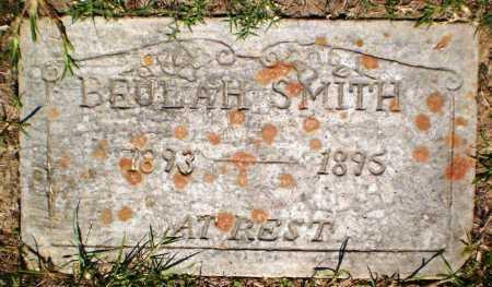 SMITH, BEULAH - Ashley County, Arkansas   BEULAH SMITH - Arkansas Gravestone Photos