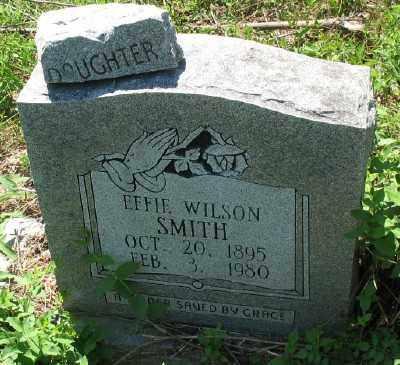 SMITH, EFFIE - Ashley County, Arkansas | EFFIE SMITH - Arkansas Gravestone Photos