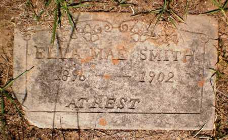 SMITH, ELLA MAE - Ashley County, Arkansas | ELLA MAE SMITH - Arkansas Gravestone Photos