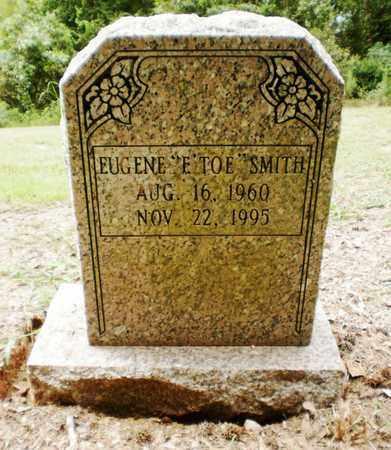 "SMITH, EUGENE ""E' TOE"" - Ashley County, Arkansas | EUGENE ""E' TOE"" SMITH - Arkansas Gravestone Photos"