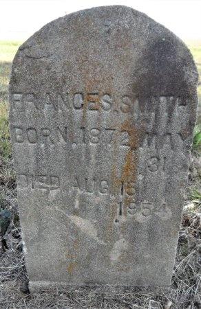 SMITH, FRANCES - Ashley County, Arkansas | FRANCES SMITH - Arkansas Gravestone Photos