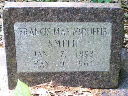 SMITH, FRANCIS MAE - Ashley County, Arkansas | FRANCIS MAE SMITH - Arkansas Gravestone Photos