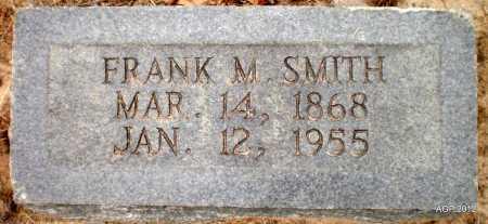SMITH, FRANK M - Ashley County, Arkansas | FRANK M SMITH - Arkansas Gravestone Photos