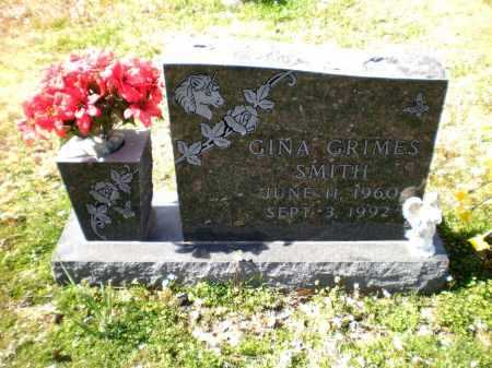 SMITH, GINA - Ashley County, Arkansas | GINA SMITH - Arkansas Gravestone Photos