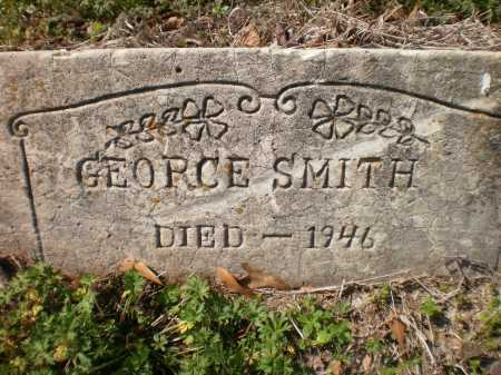 SMITH, GEORCE - Ashley County, Arkansas | GEORCE SMITH - Arkansas Gravestone Photos
