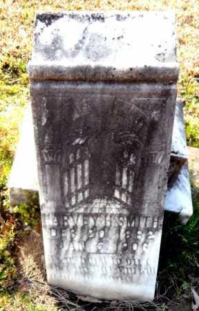 SMITH, HARVEY H - Ashley County, Arkansas   HARVEY H SMITH - Arkansas Gravestone Photos
