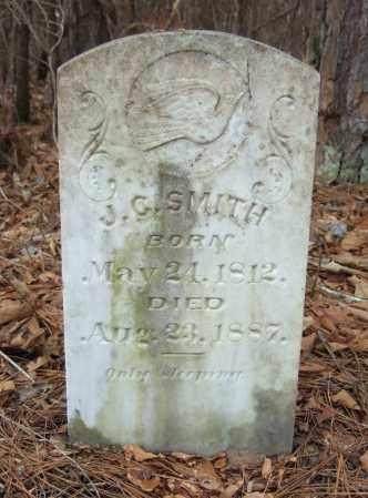 SMITH, J. C. - Ashley County, Arkansas   J. C. SMITH - Arkansas Gravestone Photos