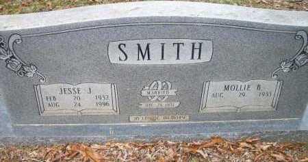 SMITH, JESSE JAMES - Ashley County, Arkansas   JESSE JAMES SMITH - Arkansas Gravestone Photos