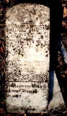SMITH, JOHN HUGH - Ashley County, Arkansas | JOHN HUGH SMITH - Arkansas Gravestone Photos
