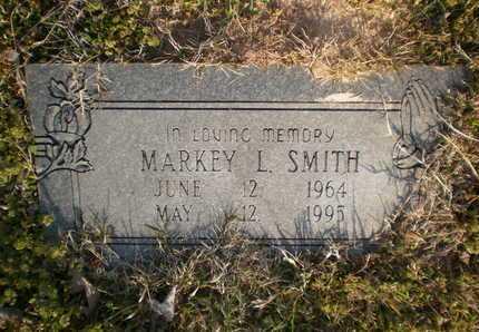 SMITH, MARKEY L - Ashley County, Arkansas   MARKEY L SMITH - Arkansas Gravestone Photos
