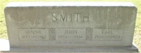 SMITH, MINNIE - Ashley County, Arkansas | MINNIE SMITH - Arkansas Gravestone Photos