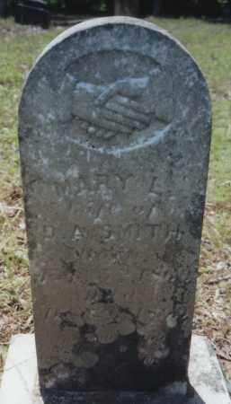 SMITH, MARY LULA - Ashley County, Arkansas   MARY LULA SMITH - Arkansas Gravestone Photos