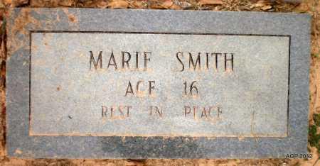 SMITH, MARIE - Ashley County, Arkansas   MARIE SMITH - Arkansas Gravestone Photos