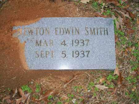 SMITH, NEWTON EDWARD - Ashley County, Arkansas   NEWTON EDWARD SMITH - Arkansas Gravestone Photos
