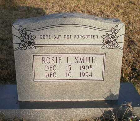 SMITH, ROSIE :L - Ashley County, Arkansas   ROSIE :L SMITH - Arkansas Gravestone Photos