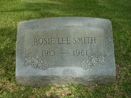 SMITH, ROSIE LEE - Ashley County, Arkansas   ROSIE LEE SMITH - Arkansas Gravestone Photos