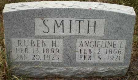 SMITH, RUBEN H - Ashley County, Arkansas | RUBEN H SMITH - Arkansas Gravestone Photos