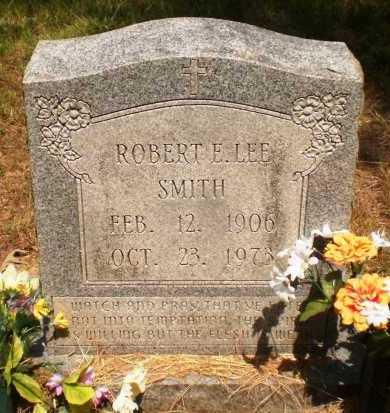 SMITH, ROBERT E LEE - Ashley County, Arkansas | ROBERT E LEE SMITH - Arkansas Gravestone Photos