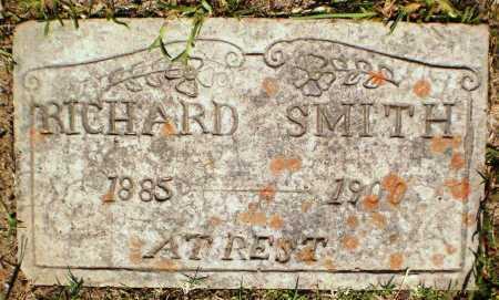 SMITH, RICHARD - Ashley County, Arkansas | RICHARD SMITH - Arkansas Gravestone Photos