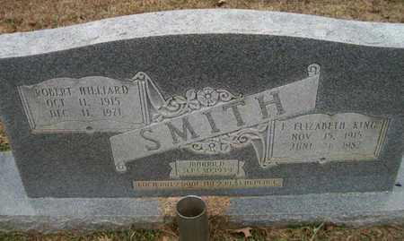 SMITH, E  ELIZABETH - Ashley County, Arkansas | E  ELIZABETH SMITH - Arkansas Gravestone Photos