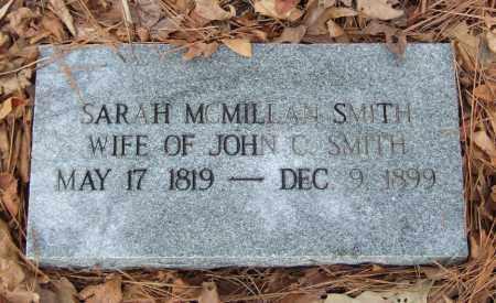 SMITH, SARAH - Ashley County, Arkansas | SARAH SMITH - Arkansas Gravestone Photos