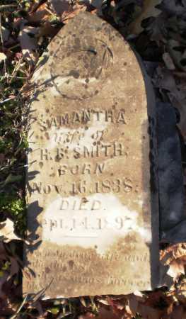 SMITH, SAMANTHA - Ashley County, Arkansas | SAMANTHA SMITH - Arkansas Gravestone Photos