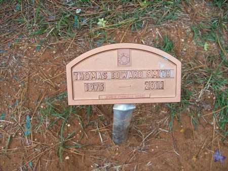 SMITH, THOMAS EDWARD - Ashley County, Arkansas   THOMAS EDWARD SMITH - Arkansas Gravestone Photos