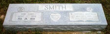 SMITH, M VERDELL - Ashley County, Arkansas | M VERDELL SMITH - Arkansas Gravestone Photos