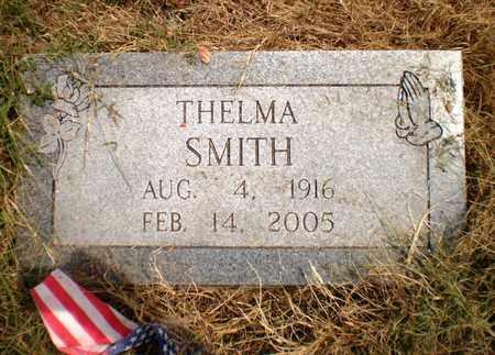 SMITH, THELMA - Ashley County, Arkansas   THELMA SMITH - Arkansas Gravestone Photos