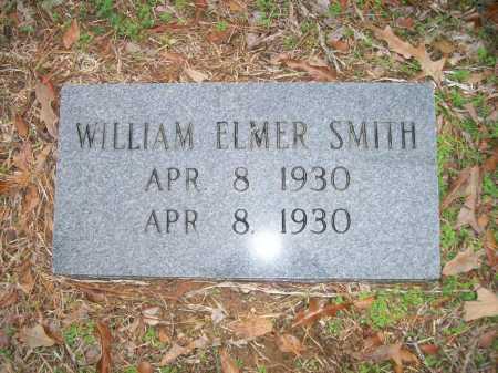 SMITH, WILLIAM ELMER - Ashley County, Arkansas | WILLIAM ELMER SMITH - Arkansas Gravestone Photos