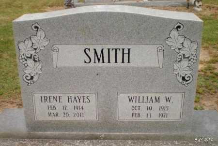 SMITH, WILLIAM W - Ashley County, Arkansas | WILLIAM W SMITH - Arkansas Gravestone Photos