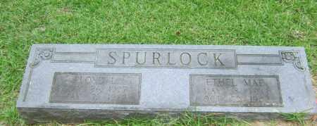 SPURLOCK, FLOYD L - Ashley County, Arkansas | FLOYD L SPURLOCK - Arkansas Gravestone Photos