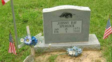 SPURLOCK, JOHNNY RAY - Ashley County, Arkansas | JOHNNY RAY SPURLOCK - Arkansas Gravestone Photos