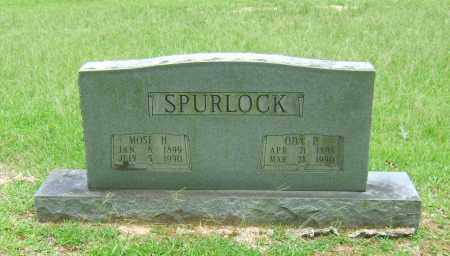 SPURLOCK, ODA P - Ashley County, Arkansas | ODA P SPURLOCK - Arkansas Gravestone Photos