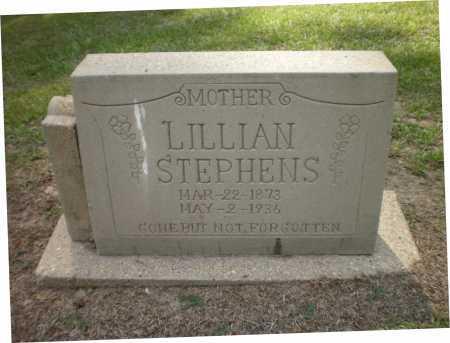 STEPHENS, LILLIAN - Ashley County, Arkansas | LILLIAN STEPHENS - Arkansas Gravestone Photos