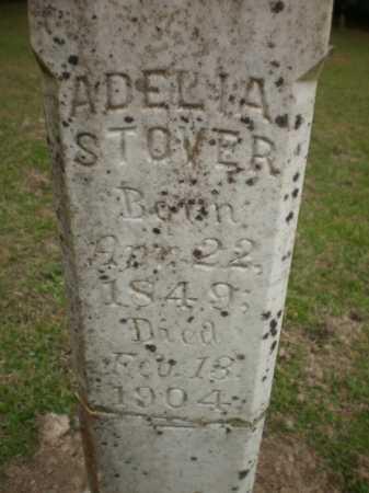 STOVER, ADELIA (CLOSE UP) - Ashley County, Arkansas | ADELIA (CLOSE UP) STOVER - Arkansas Gravestone Photos