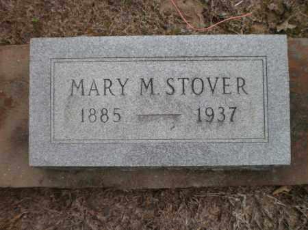 STOVER, MARY M - Ashley County, Arkansas | MARY M STOVER - Arkansas Gravestone Photos