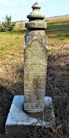 THOMAS, ALEX - Ashley County, Arkansas | ALEX THOMAS - Arkansas Gravestone Photos