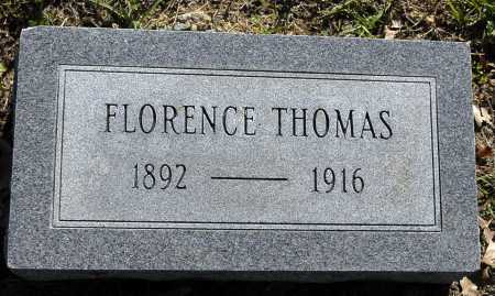 THOMAS, FLORENCE - Ashley County, Arkansas | FLORENCE THOMAS - Arkansas Gravestone Photos