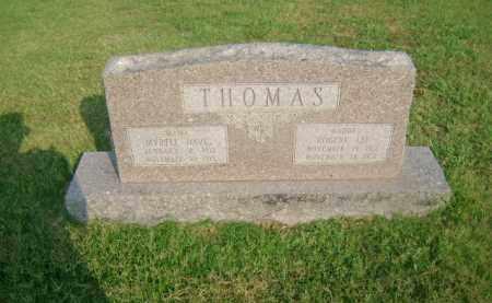 THOMAS, MYRTLE - Ashley County, Arkansas | MYRTLE THOMAS - Arkansas Gravestone Photos