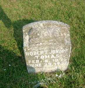 THOMAS, ROBERT JUNIOR - Ashley County, Arkansas | ROBERT JUNIOR THOMAS - Arkansas Gravestone Photos