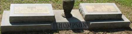 THOMPSON, BESSIE - Ashley County, Arkansas   BESSIE THOMPSON - Arkansas Gravestone Photos