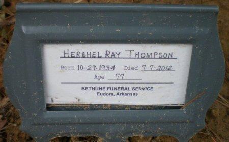 THOMPSON, HERSHEL RAY - Ashley County, Arkansas | HERSHEL RAY THOMPSON - Arkansas Gravestone Photos